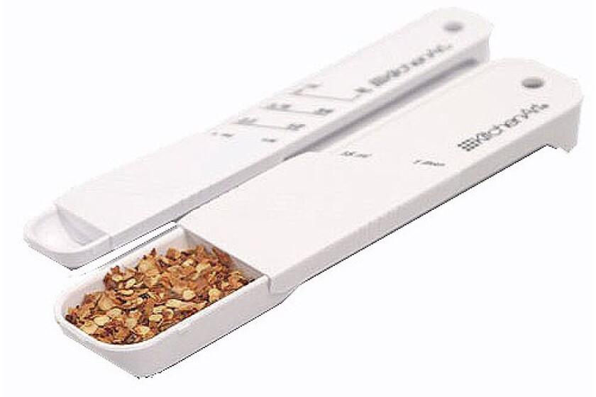KitchenArt Adjustable Teaspoon & Tablespoon Set