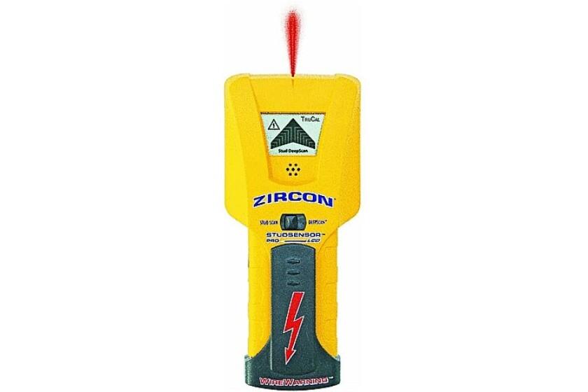 best Zircon StudSensor Pro SL-AC Deep-Scanning Stud Finder