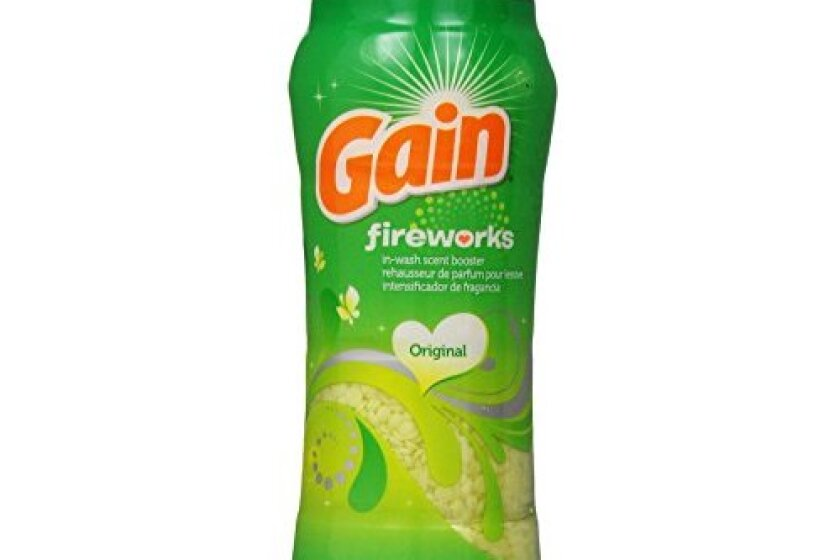 Gain Fireworks In-Wash Original Scent Booster