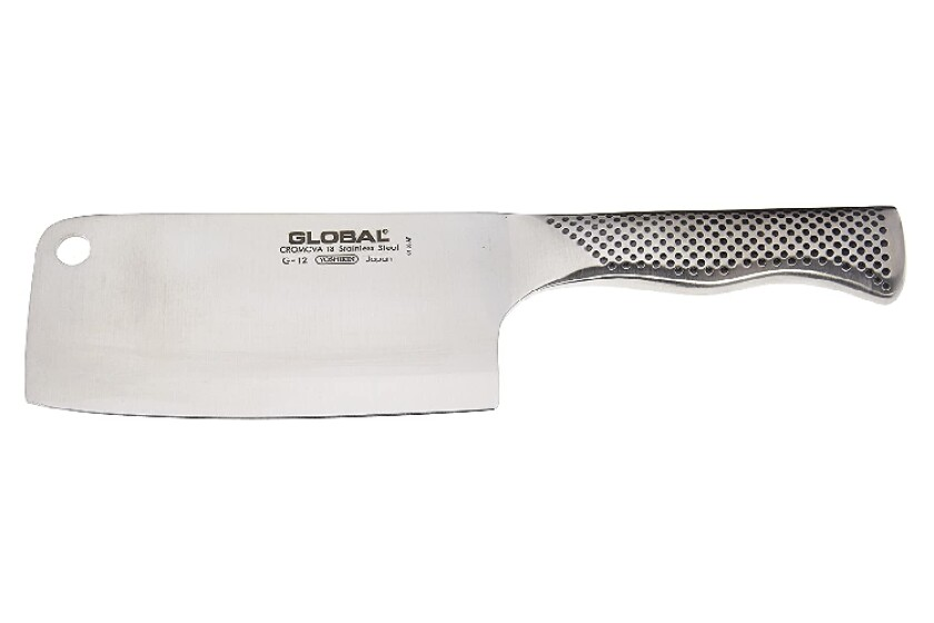 best Global G-12 6-Inch Meat Cleaver