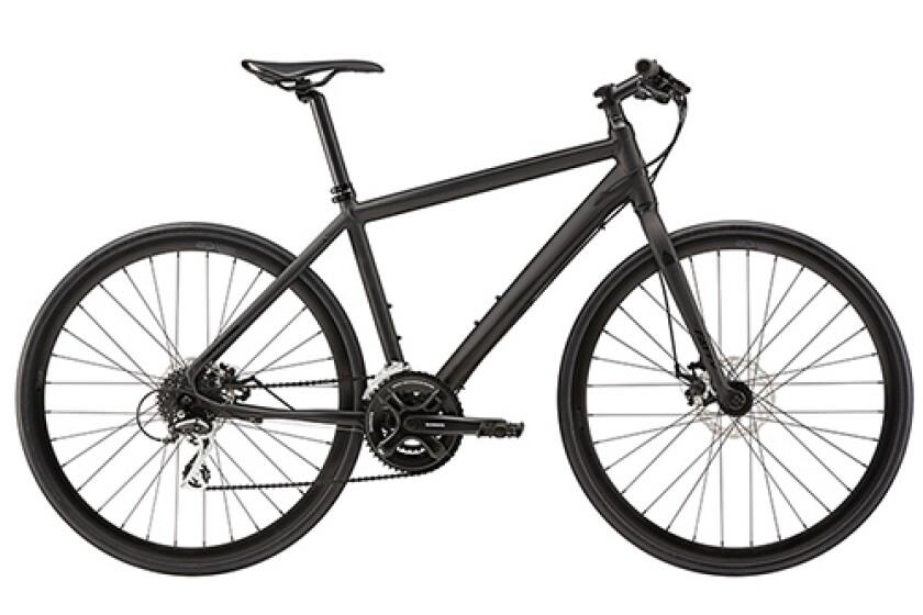 Cannondale Bad Boy 4 Hybrid Bike