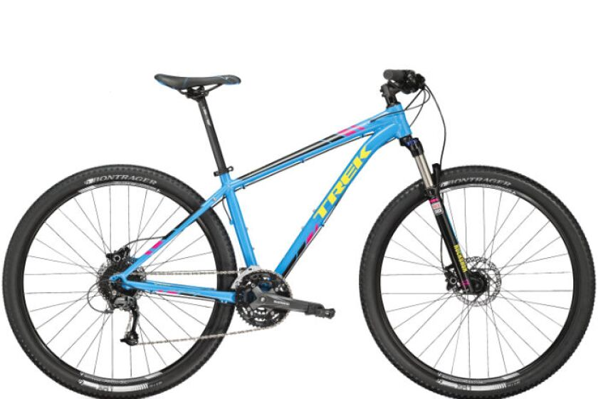 Trek X-Caliber 7 Mountain Bike