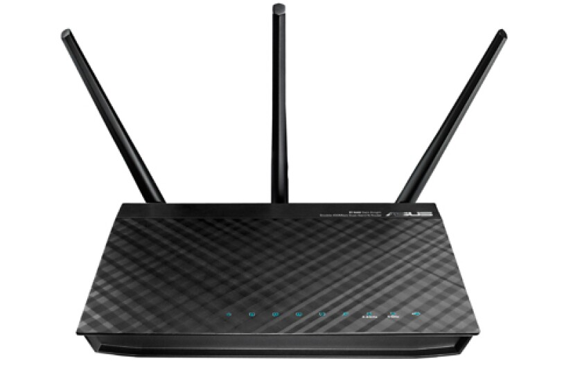 Asus RT-N66U Dual Band Wireless-N 900 Extreme Router