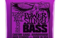 Ernie Ball Power Slinky Round Wound Strings Bass