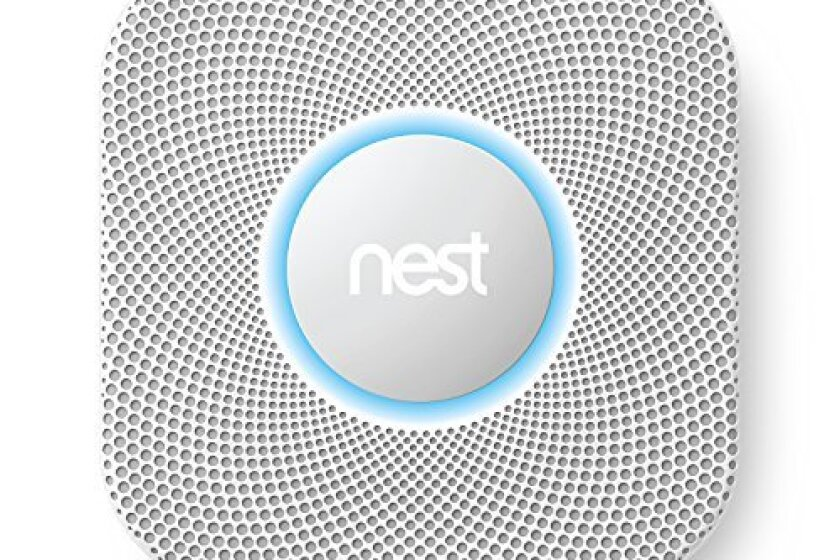 Nest Protect Smoke Plus Carbon Monoxide Detector S2001BW