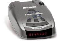 Beltronics Pro RX65  Radar Detector