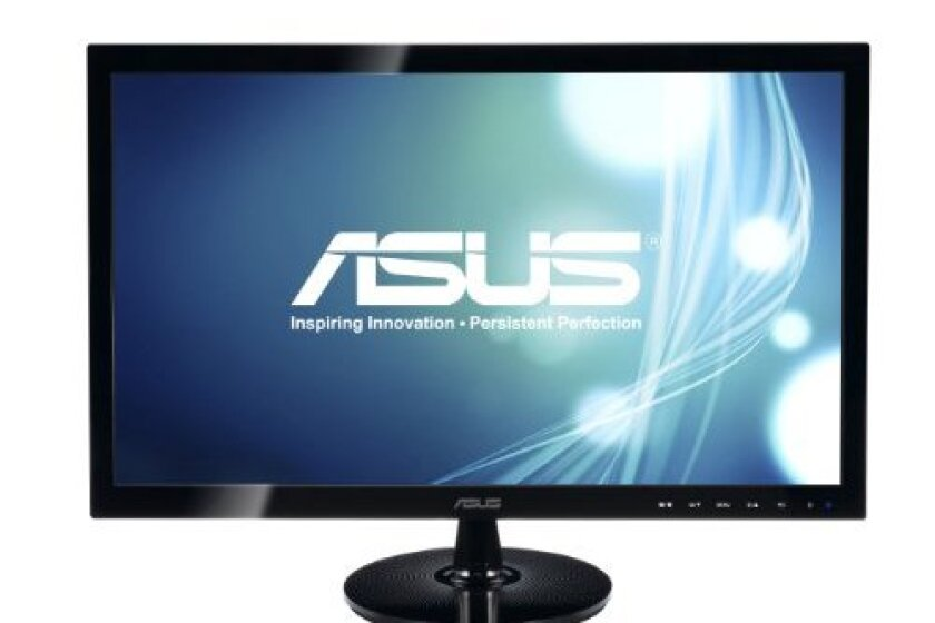 "ASUS 24"" Back lit LED Monitor - VS248H-P"