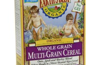 Earth's Best Organic Whole Grain Multi-Grain Cereal