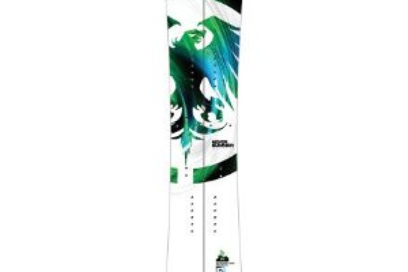 Never Summer SL Split Snowboard