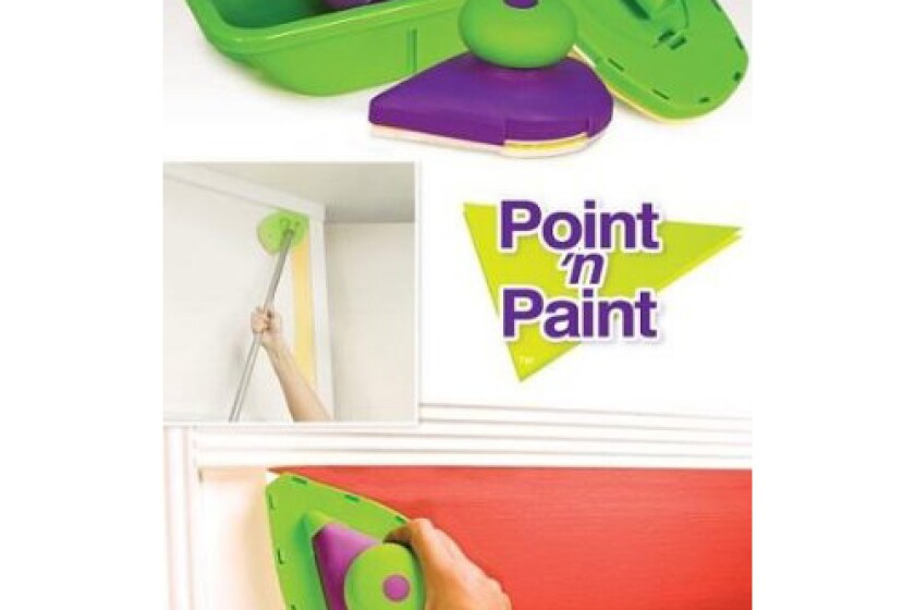 Point N Paint Painting System Kit