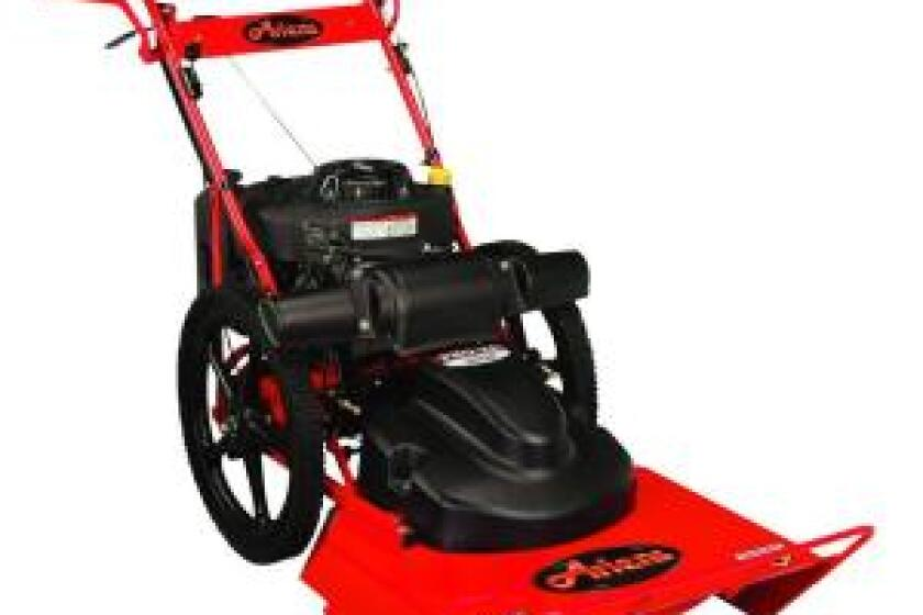 Ariens 24 in. Pro High Wheel Self-Propelled Gas Brush Cutter Mower
