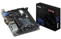 MSI Computer Mini ITX DDR3 1333 NA A88XI AC V2 Motherboard