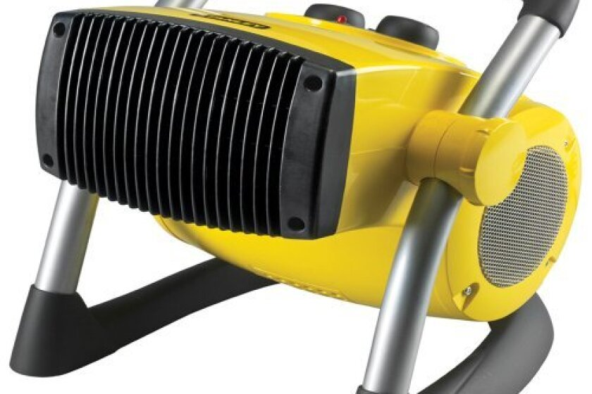 "Lasko 675919 Stanley Pro-Ceramic12"" Utility Heater"