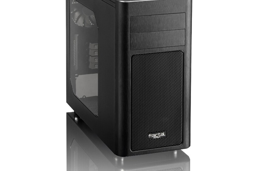 Fractal Design Arc Mini R2 High Airflow Micro ATX Case