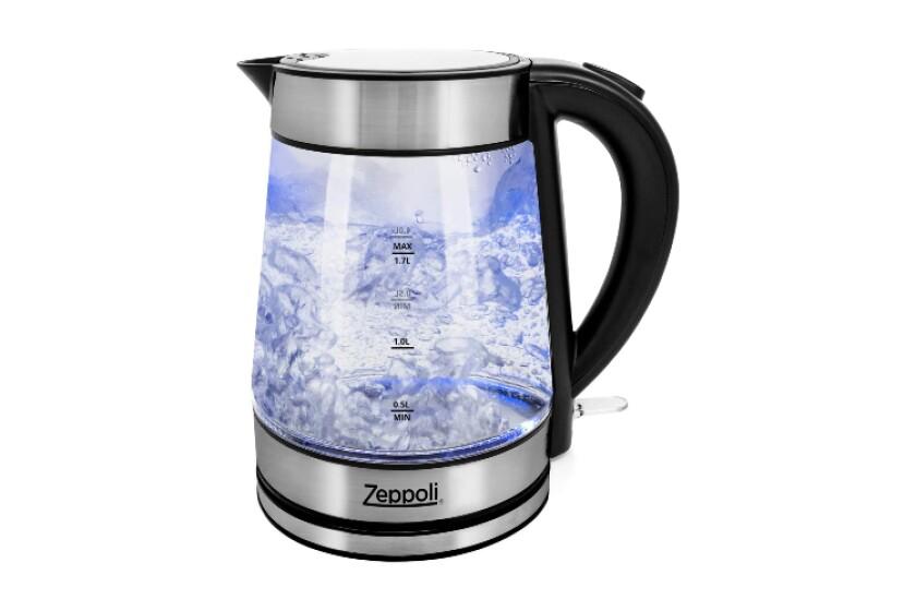 best Zeppoli Electric Kettle – Best Cordless Tea Kettle