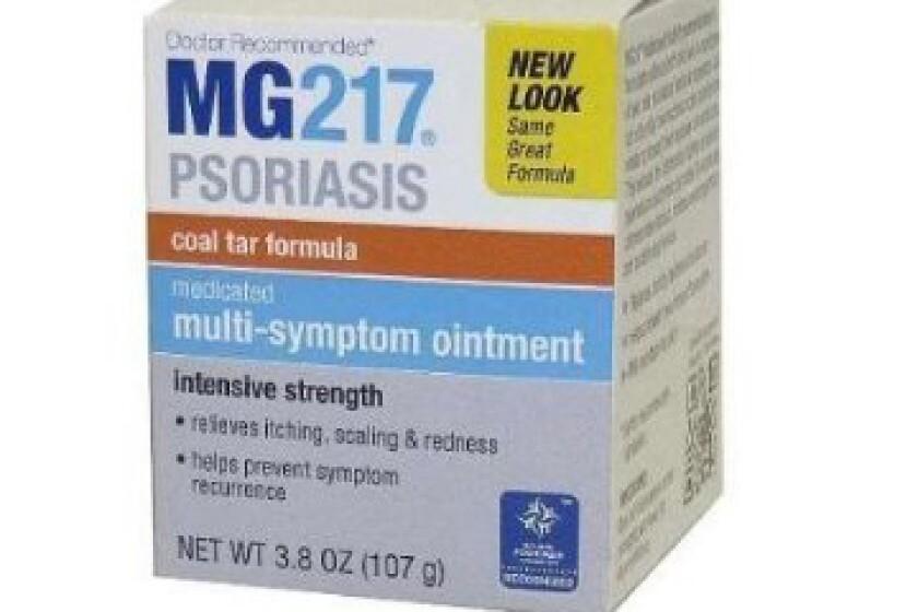 MG217 Medicated Coal Tar Ointment