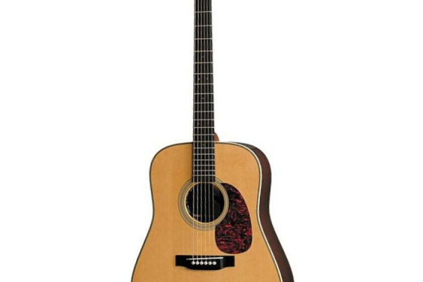 Martin HD-28VE Acoustic Electric Guitar