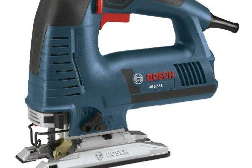 Bosch JS572EL 120-Volt Top-Handle Jig Saw