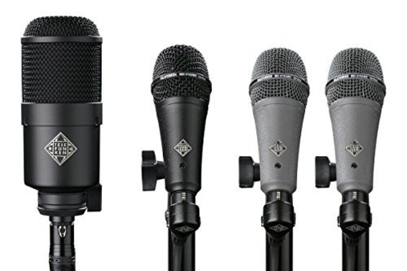 Dynamic Drum Microphone Pack