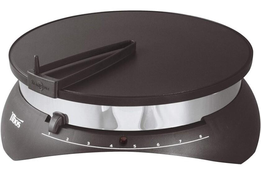best Tibos Electric Crepe Pan