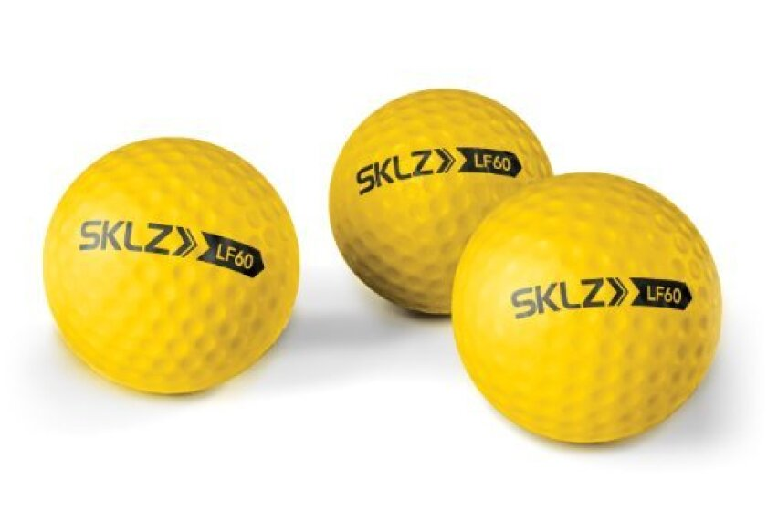 SKLZ LF60 Limited True Flight Golf Practice Balls