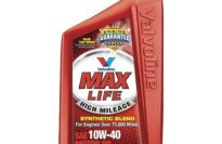 Valvoline MaxLife Higher Mileage Motor Oil