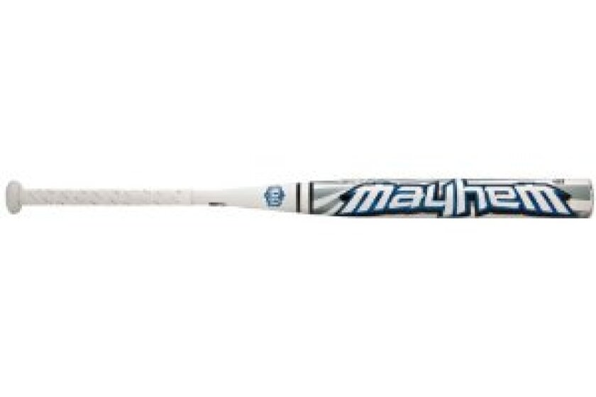 Worth Slowpitch 2012 BJ Fulk Mayhem ASA Bat