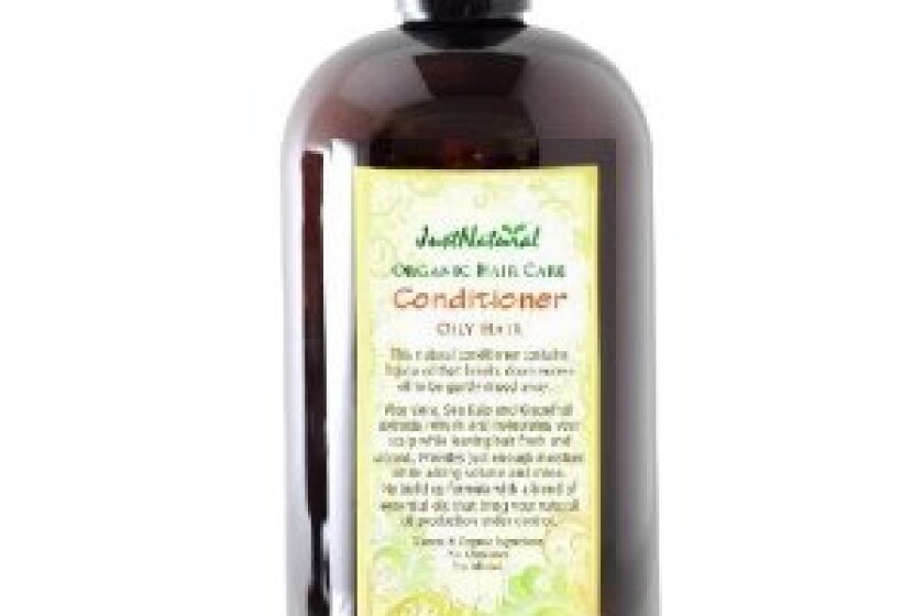 Just Natural Oily Hair Conditioner