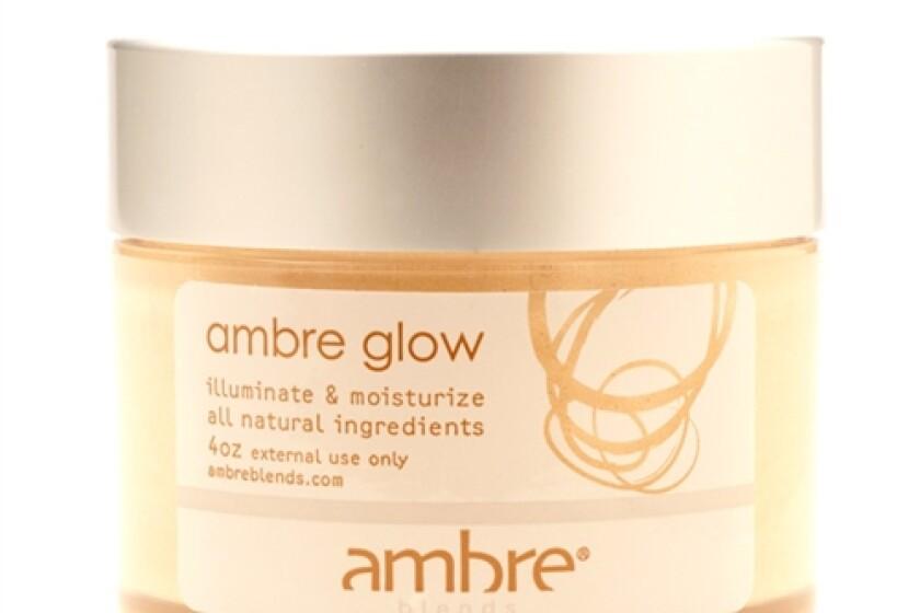 Ambre Glow Moisturizing Cream