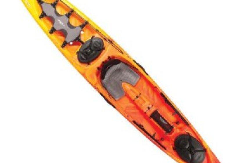 Necky Vector 14 Sit-On-Top Kayak