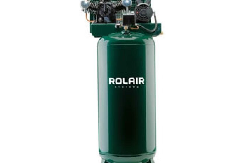 Rolair V5160PT03X, 60 Gallon, One Stage Air Compressor