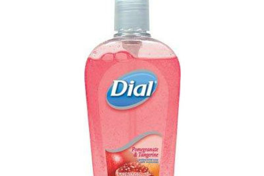 Dial Pomegranate & Tangerine Antibacterial Hand Soap with Moisturizer