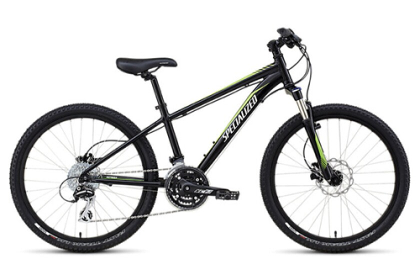 Specialized Hotrock 24 XC Kids Mountain Bike