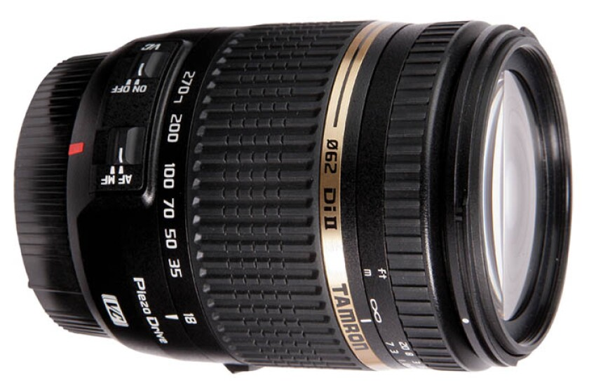 Tamron 18-270mm AF Di II VC LD IF Lens For Canon
