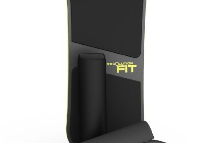 Revolution FIT 3-in-1 Balance Board Trainer System
