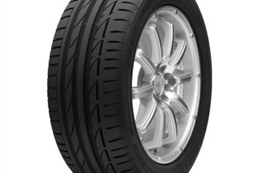 Bridgestone Potenza S-04 Pole Position Tire