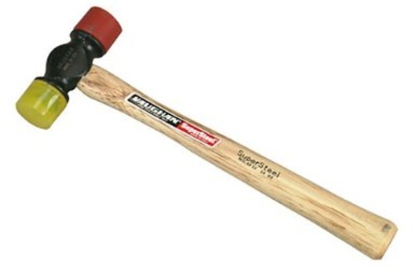 Vaughan SF12 12-Ounce Soft-Face Hammer