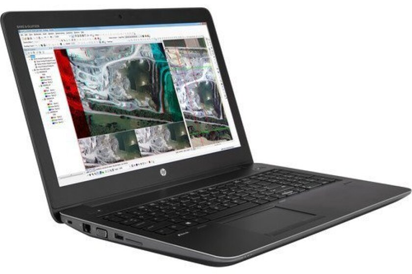 HP ZBook 15 G3 Mobile Workstation - V2W10UT#ABA