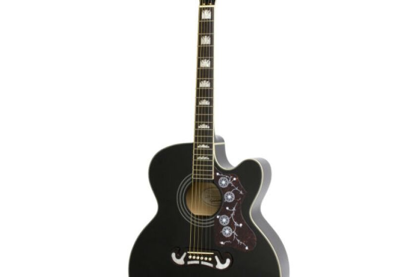 Epiphone EJ-200CE Acoustic-Electric Guitar