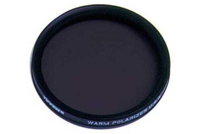 Tiffen 58WPOL 58mm Warm Polarizer Filter