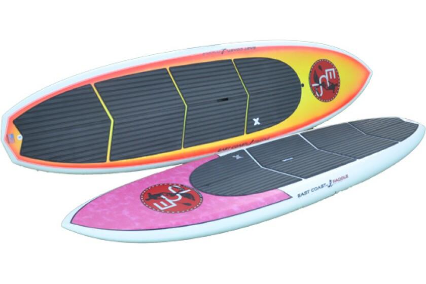 East Coast Paddle Boards Hybrid