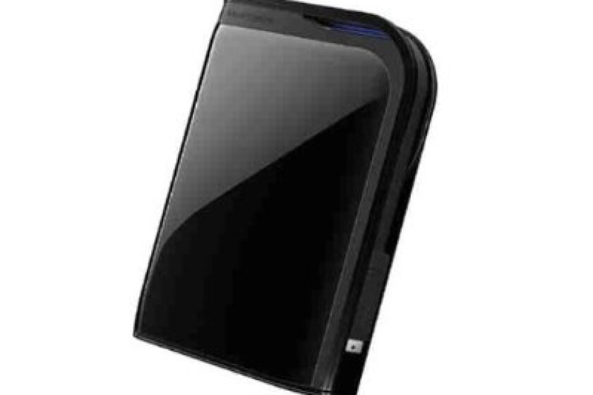 BUFFALO MiniStation Extreme 1 TB USB 3.0 Portable Hard Drive - HD-PZ1U3B
