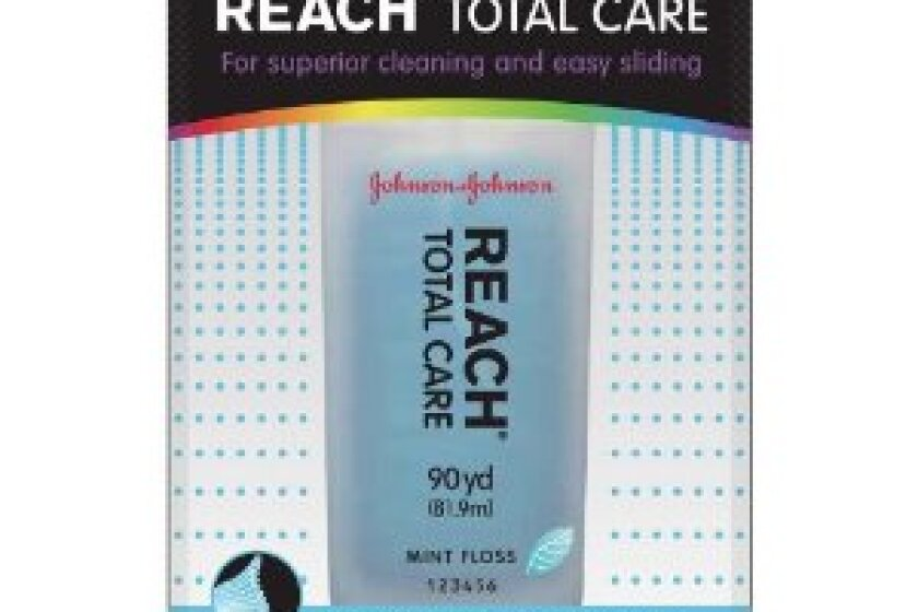 Reach Total Care Floss