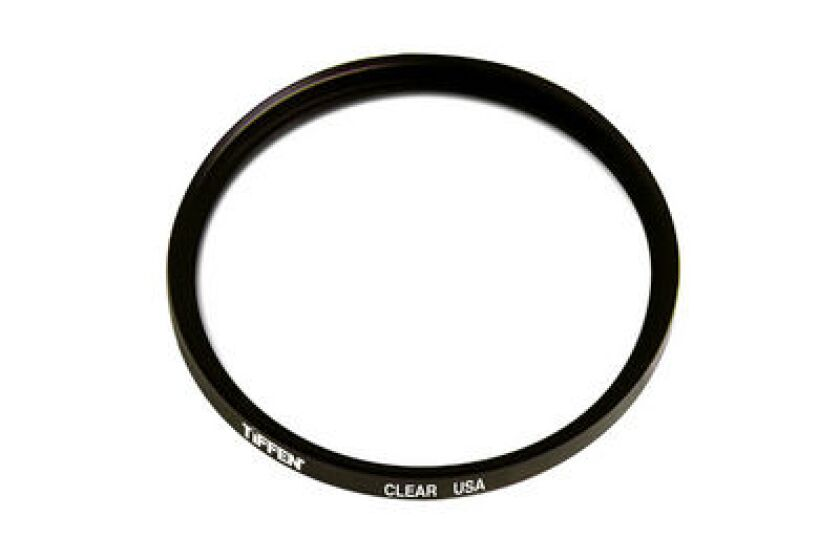 Tiffen 52mm Clear UV Filter With Coating