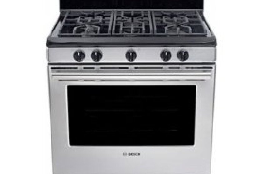 "Bosch 29.9"" Evolution 500 Series Gas Range -  HGS5053UC"