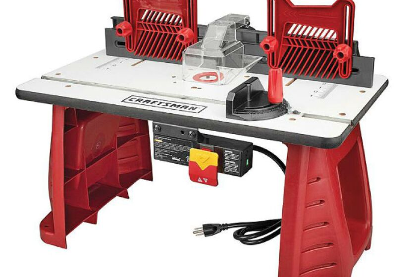 Craftsman Router Table (37599)