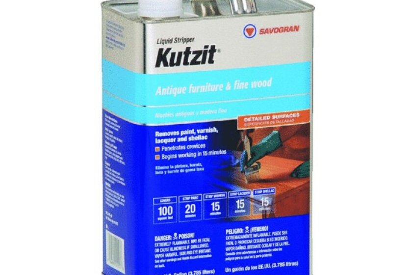 Kutzit Paint and Varnish Remover
