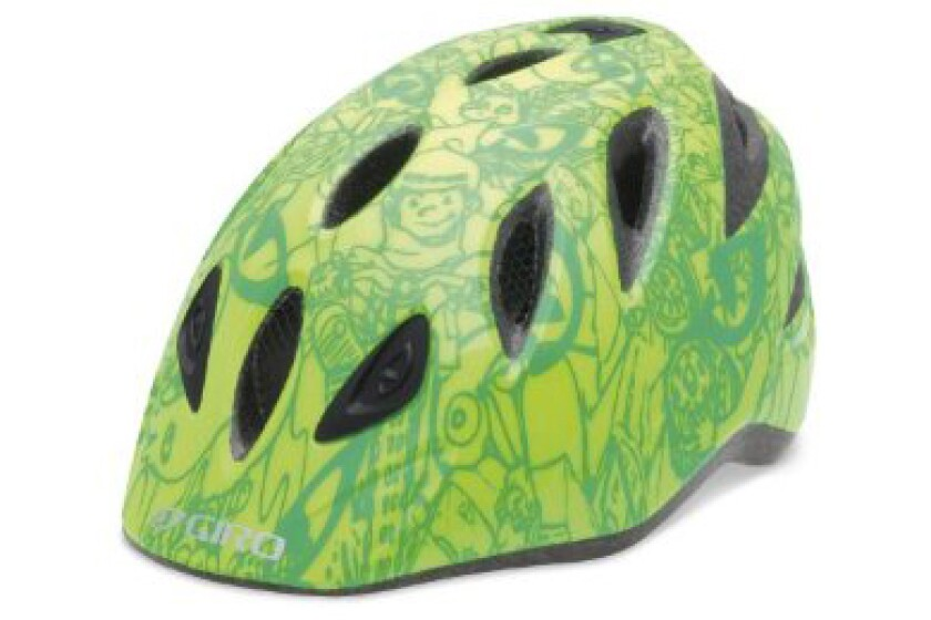 Giro Kid's Rascal Bike Helmet