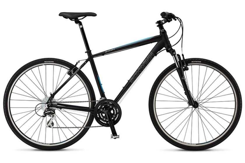 Schwinn Searcher 3 Hybrid Bike
