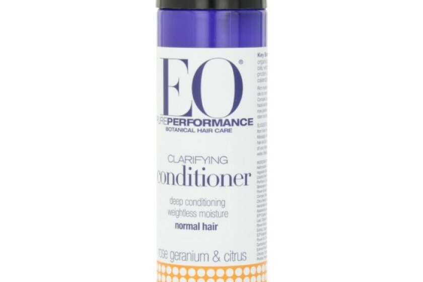 EO Clarifying Conditioner for Oily Hair, Rose Geranium & Citrus